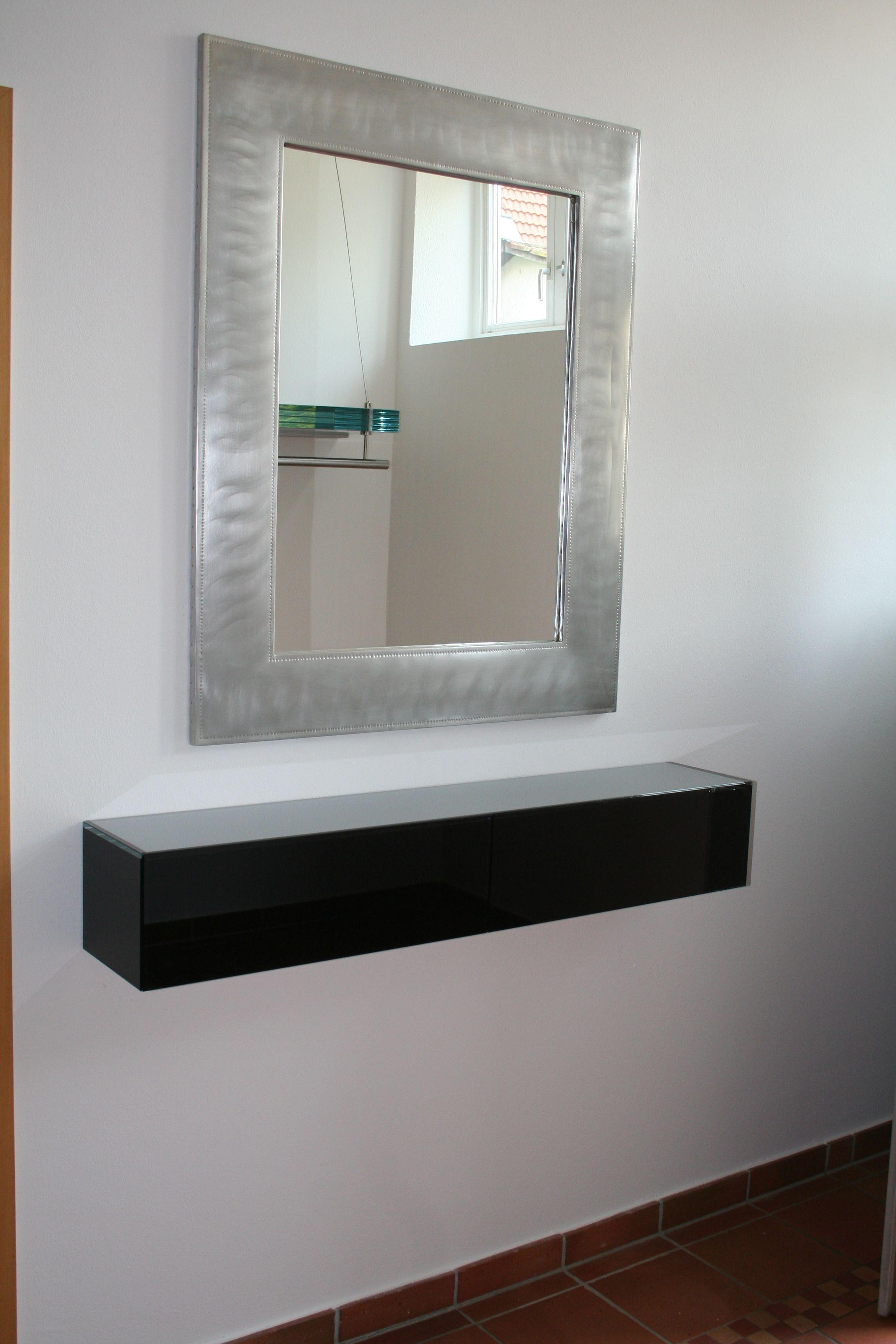 Regal Schublade Abstellflache Ideal Fur Garderoben Spiegel