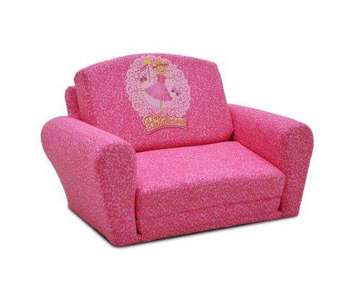 Kidz World Pinkalicious Sleepover Sofa for only $175.00 You save: $75.00 (30%)