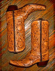 ROCKETBUSTER HANDMADE CUSTOM BOOTS, The Official Website | hand tooled