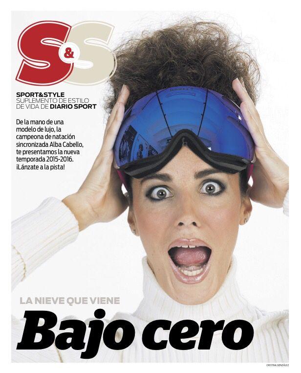 Alba Cabello, nos lanzamos a la pista! S&S de Carme Barceló y estilismo de Cristina Platas y Aurora Rodriguez