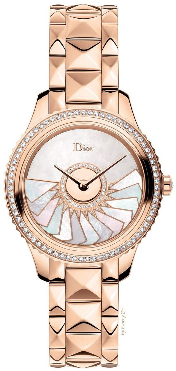 55cefdfda8d Emmy DE   Christian Dior DIOR VIII GRAND BAL PLISSE SOLEIL Ladies Watch