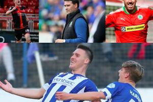 IRISH LEAGUE LIVE Danske Bank Premiership updates