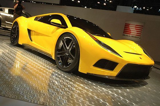 Saleen S5s Raptor Wikipedia The Free Encyclopedia Concept Cars Super Cars Car