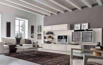 Come arredare il soggiorno con il color tortora: le idee da copiare ...