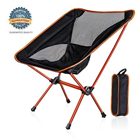 Furniture Ultralight Folding Camping Chair Portable Beach Fishing Chair Outdoor Travel Picnic Festival Hiking Backpacking Lightweight Outdoor Furniture