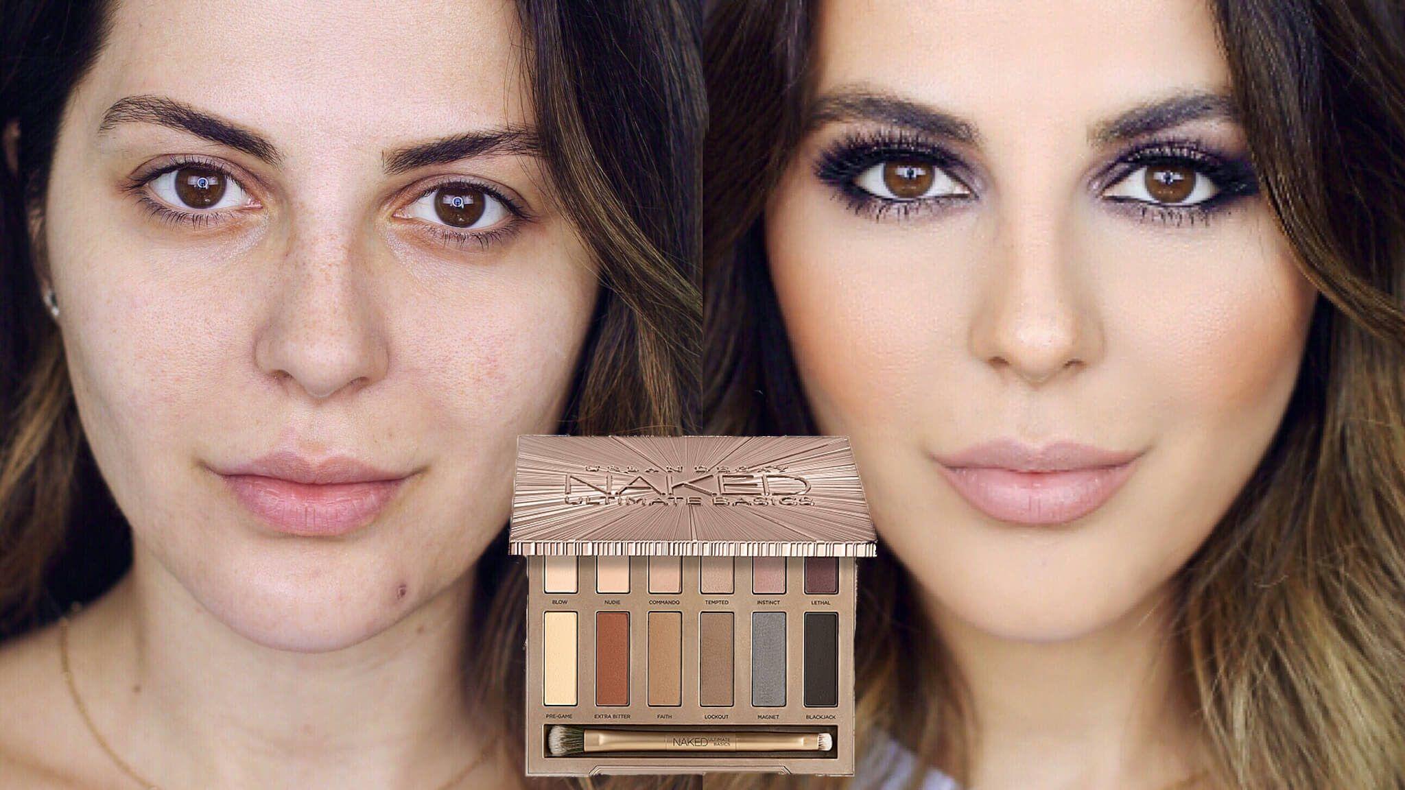 8bbfaf62ee2 Urban Decay Naked Ultimate Basics Palette I Makeup Tutorial 2016 I Sona  Gasparian - YouTube