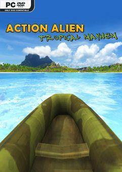 Action Alien Tropical Mayhem DARKSiDERS