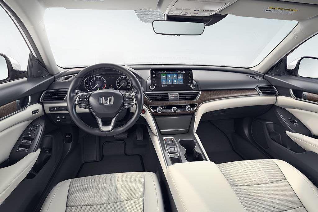 Lançamento Novo Honda Accord 2019 Honda accord, Honda
