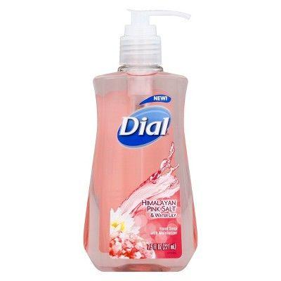Dial Himalayan Pink Salt Hand Soap 7 5oz Adult Unisex