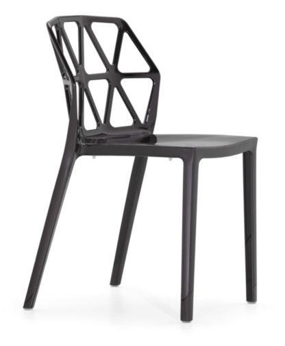 Juju Chair Black - Zuo Modern