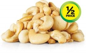 Roasted & Salted Cashew & Macadamia Mix 400g Pack – Local & Imported Product
