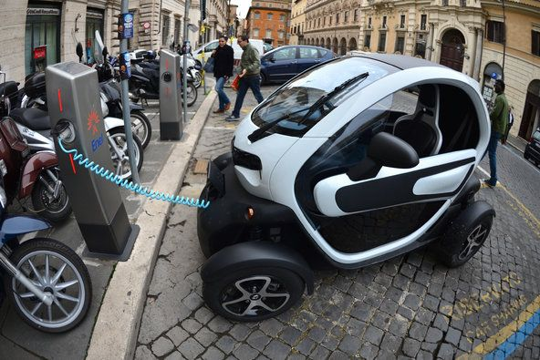 Europe S Big Bet On Evs And Hybrids Electric Car Charging