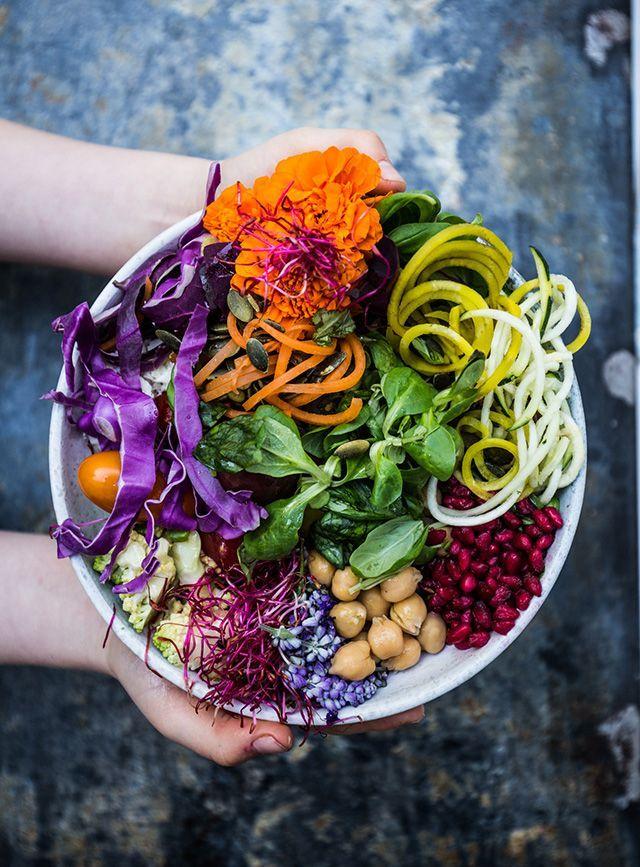 pretty veggies.