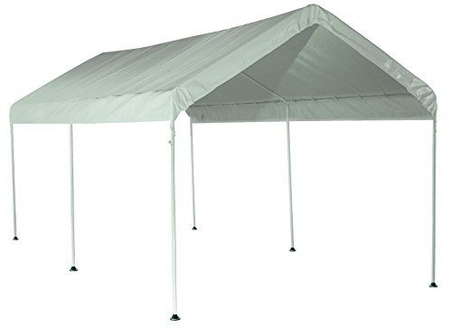 MAX Ap 10 X 20 Ft. Six-leg Frame Canopy with White Cover Review ...
