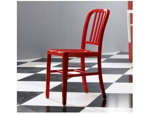 Albatros Sedie ~ Us navy sedia in alluminioufeff sedia in alluminioufeff anodizzato