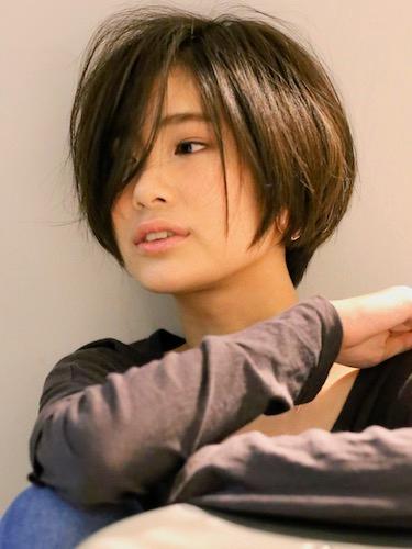 黒髪×前髪なしが大人っぽい♡クールな雰囲気のヘアスタイルを長さ別にご紹介 | TRILL【トリル】