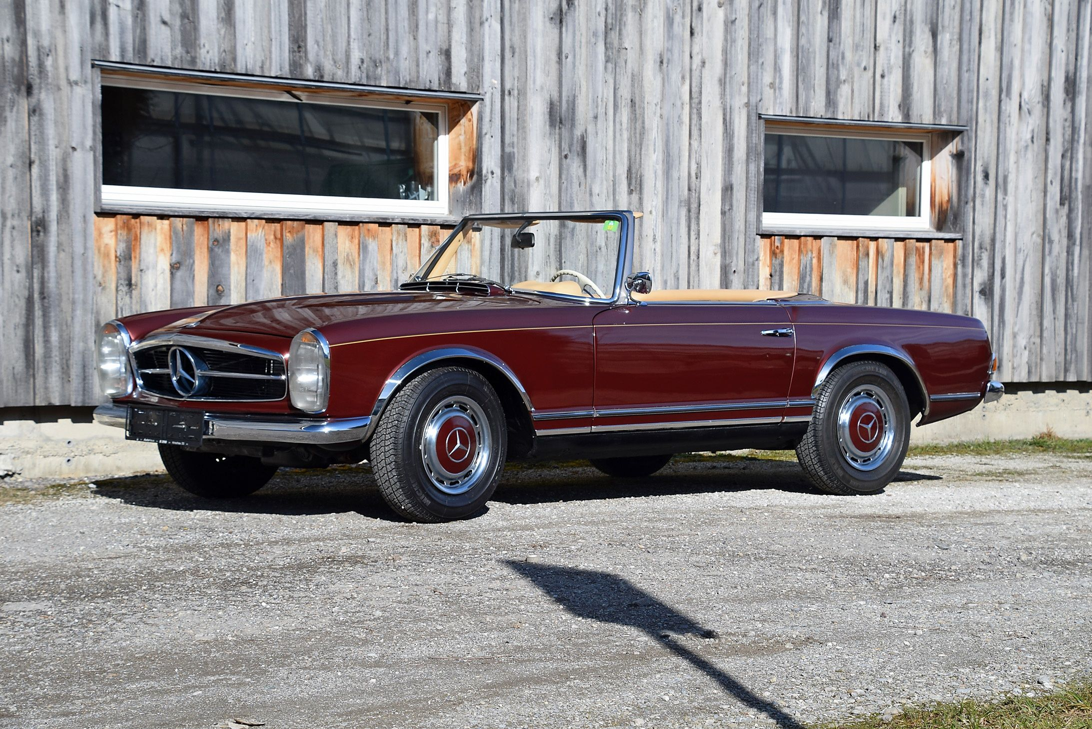 1964 Mercedes-Benz SL Pagode - Auction 29.04.2017