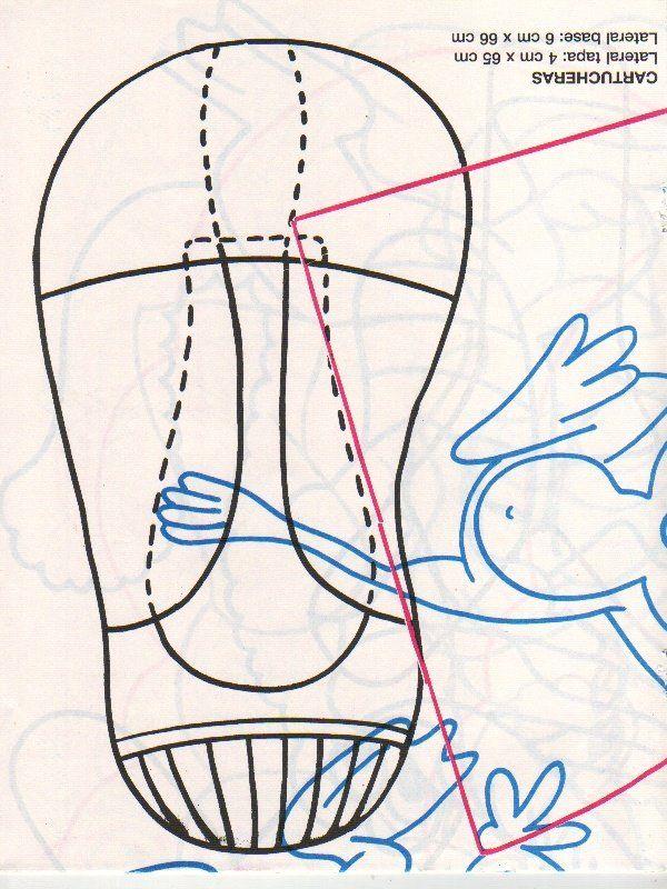Moldes para hacer zapatos de payaso de fomi gratis - Imagui | moda ...