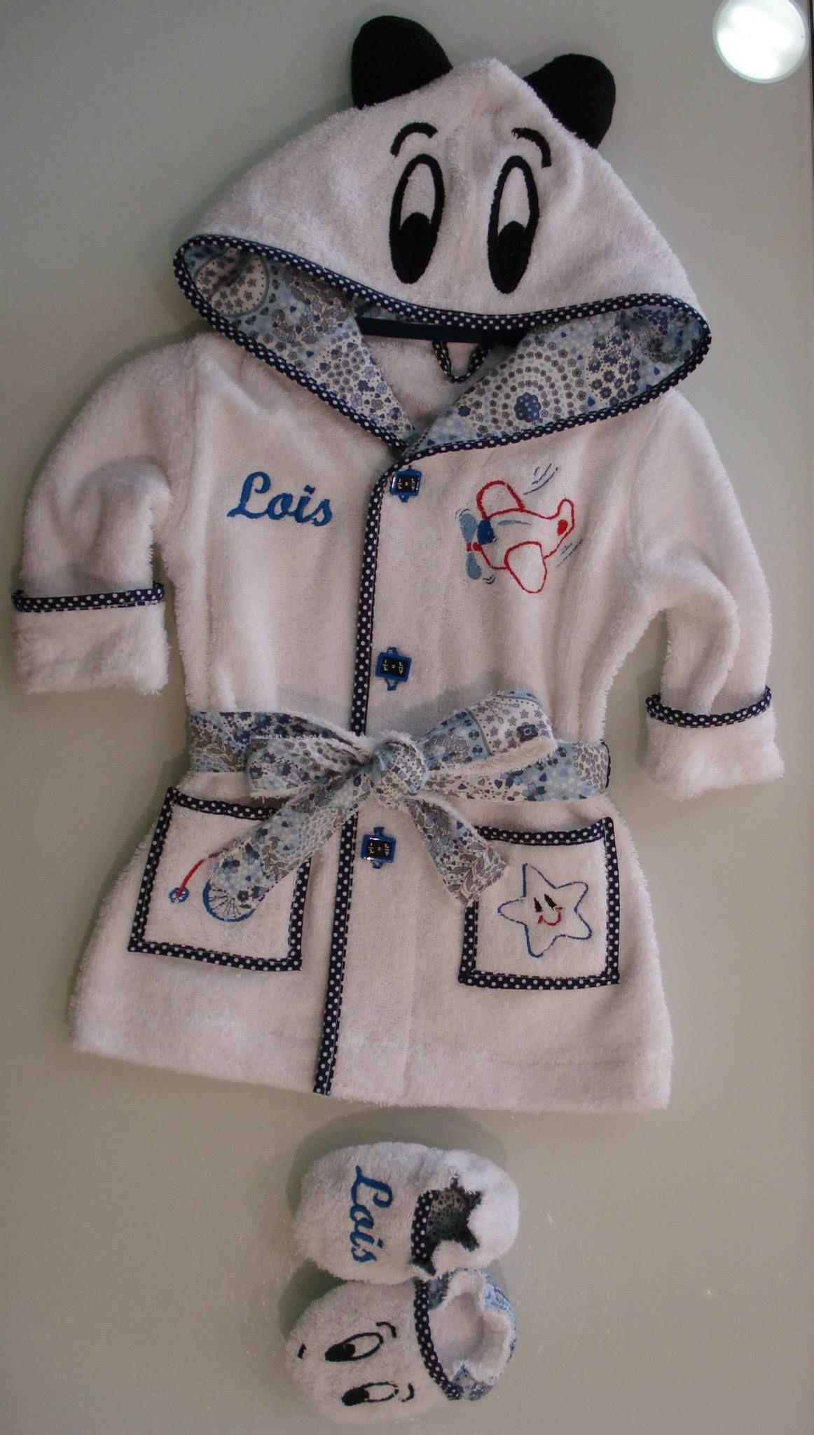 fafdc525f7 bata toalla niño Pijamas Para Niñas