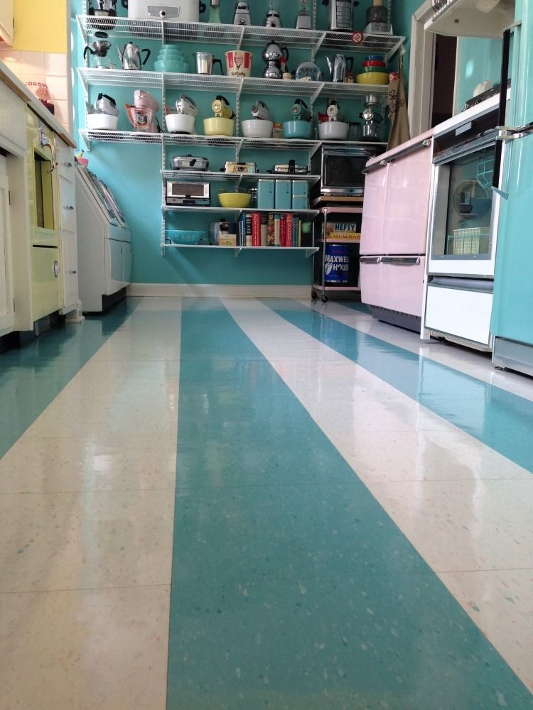 Which Floor Sealer And Wax For New Vct Floor Kitchen In 2019