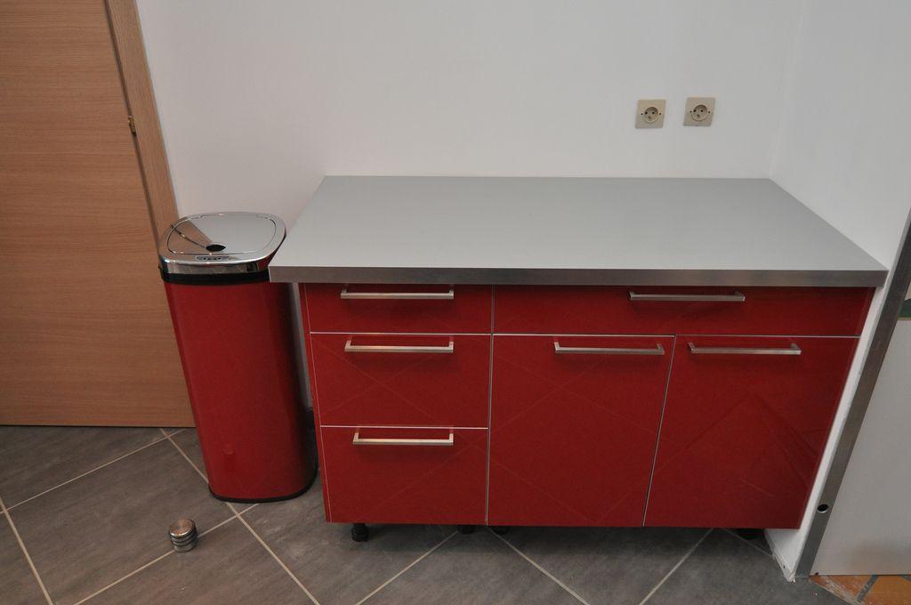 Meuble Bas De Cuisine Avec Plan De Travail Pas Cher French - Meuble bas 3 portes cuisine conforama pour idees de deco de cuisine