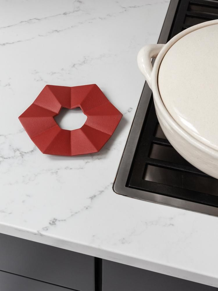 Iwachu Cast Iron Trivet Origami Red Kitchen Dining In 2019