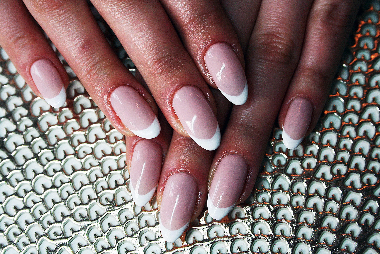 Manicure Hybrydowy With Images Manicure Paznokcie Zelowe