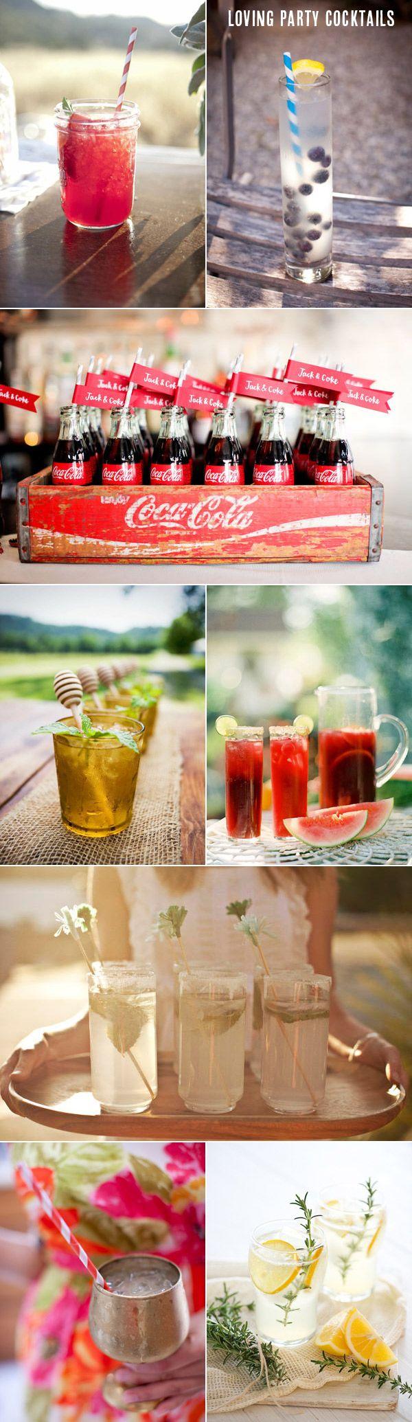 Party Cocktails Ideas Part - 47: Loving Party Cocktails