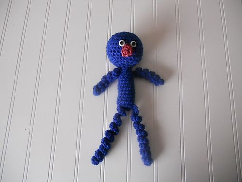 Ravelry: ColoradoMom's Miles' Grover Doll