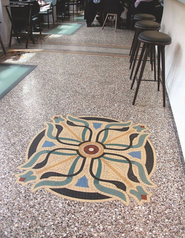 Granito Carrelage Sol Design With Images Terrazzo Wood