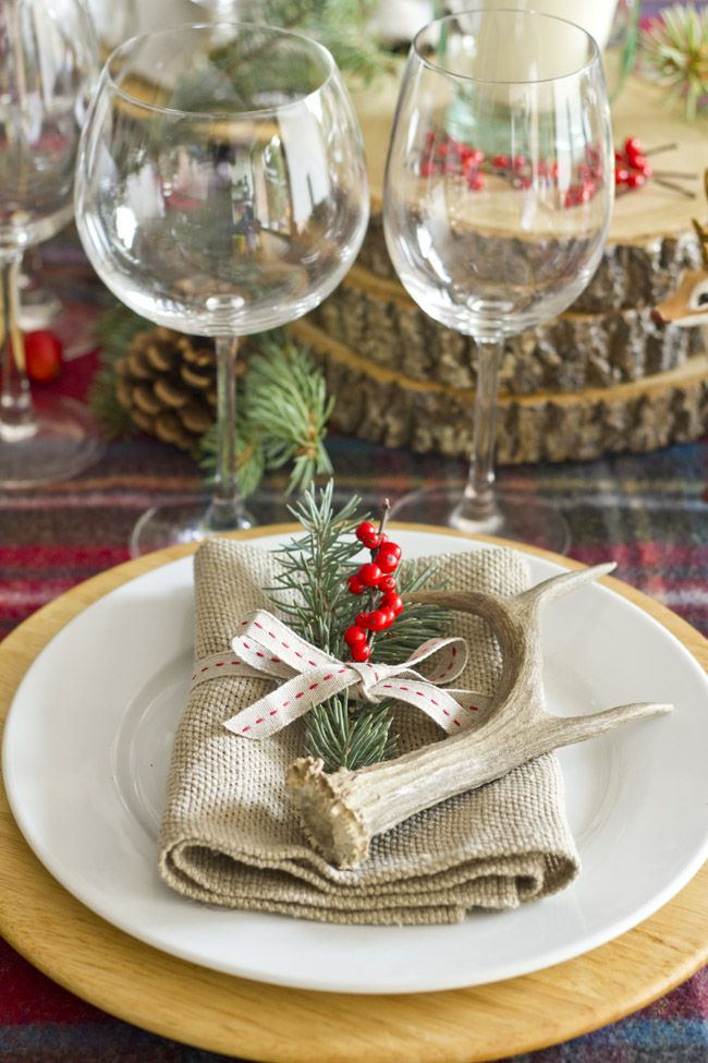 Decoracion_Mesa_Navidad | Xmas tables | Pinterest | Decoración mesa ...