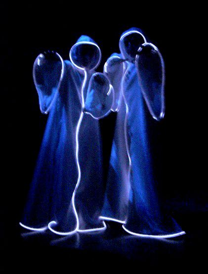 el wire costumes burning man - Google Search | Light up ma life ...