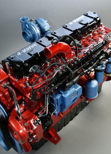 SISU 7 cylinder Diesel Engine   Engines   Cummins diesel