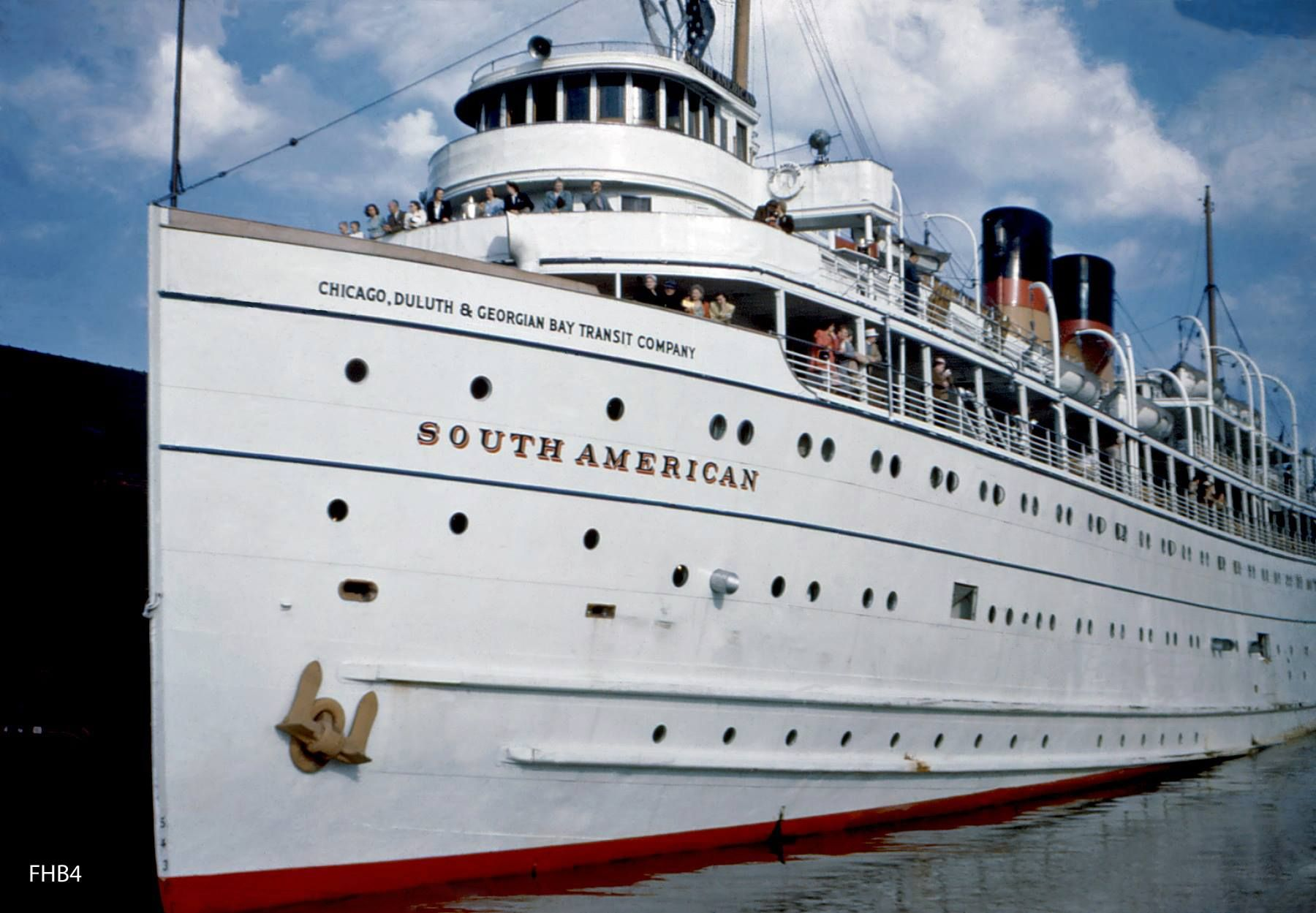 South America   Great lakes ships, Ferry boat, Great lakes ...
