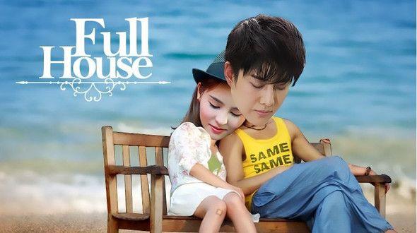 This couple is so cute!!!   dramas   Full house thai, Full house