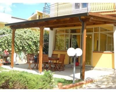 Veranda in legno fai da te legno life outside house pinterest house - Verande da giardino in legno ...
