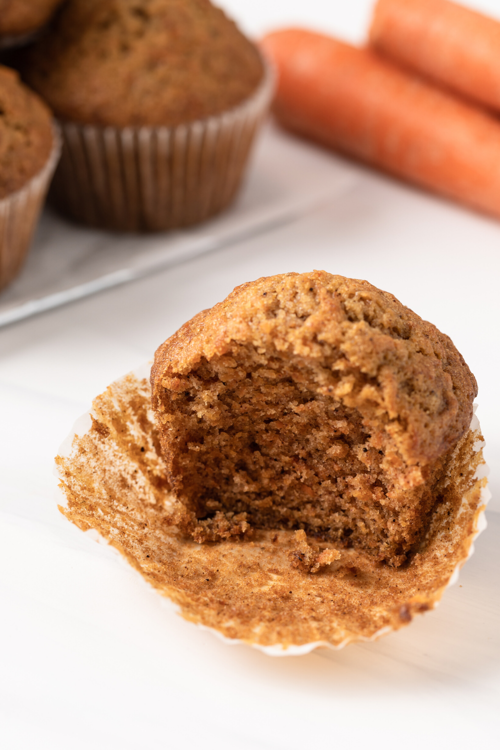 The Best Carrot Muffins Recipe Carrot Muffins Carrot Muffins Easy Baking Recipes