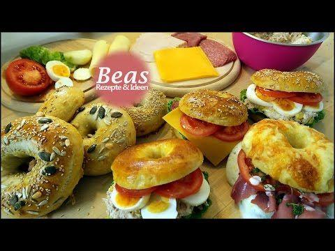 Youtube Rezepte Bagel Lebensmittel Essen