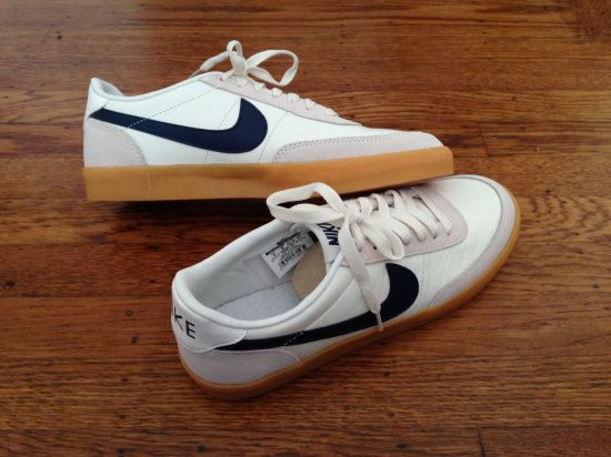 new arrivals a65e5 5deec Nike Killshot for JCrew