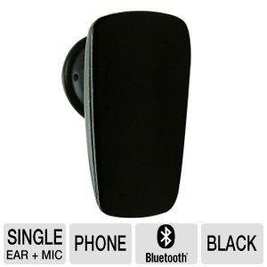 AlphaComm Bolt Mini Bluetooth Headset Black by Alpha  $8 99  The