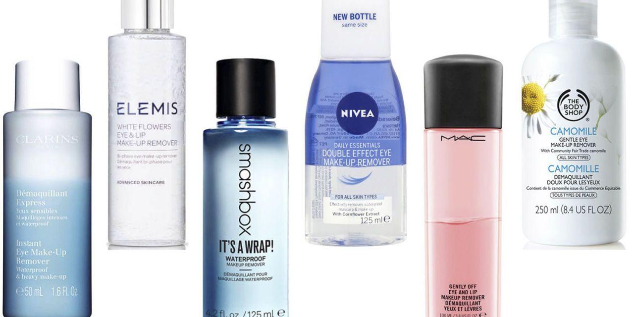 how to take off waterproof mascara naturally