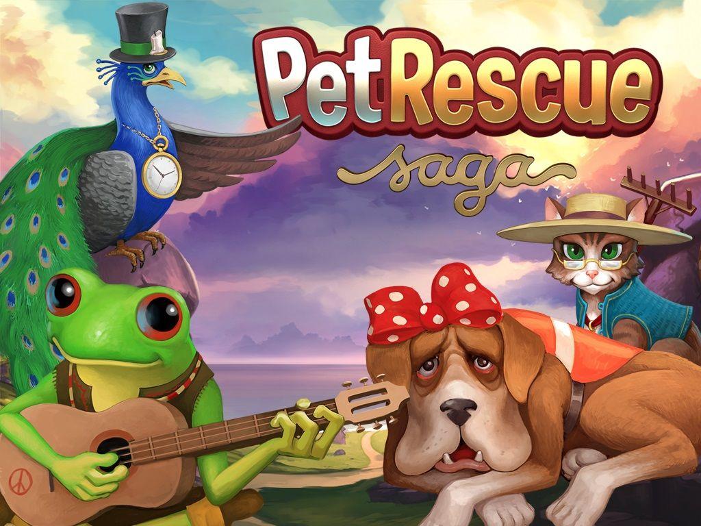 Gana siempre en Pet Rescue Saga con nuestras guías y