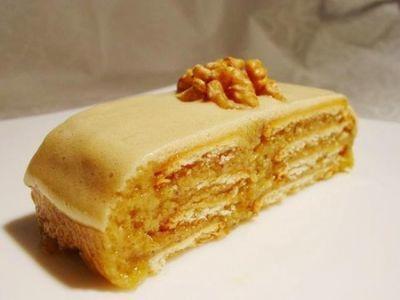 Gâteau moka aux petits-beurre | Recette en 2020 | Gateau ...