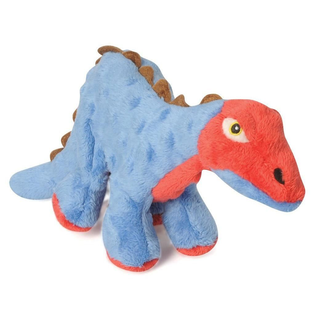 Godog Spike Dino Dog Toy With Chew Guard Blue Products In 2019