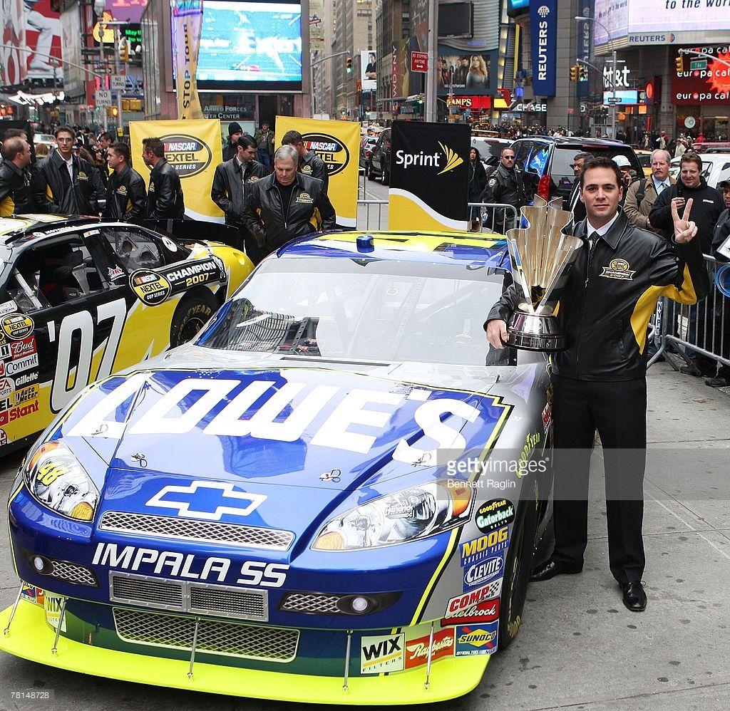 2007 NASCAR Nextel Cup Series