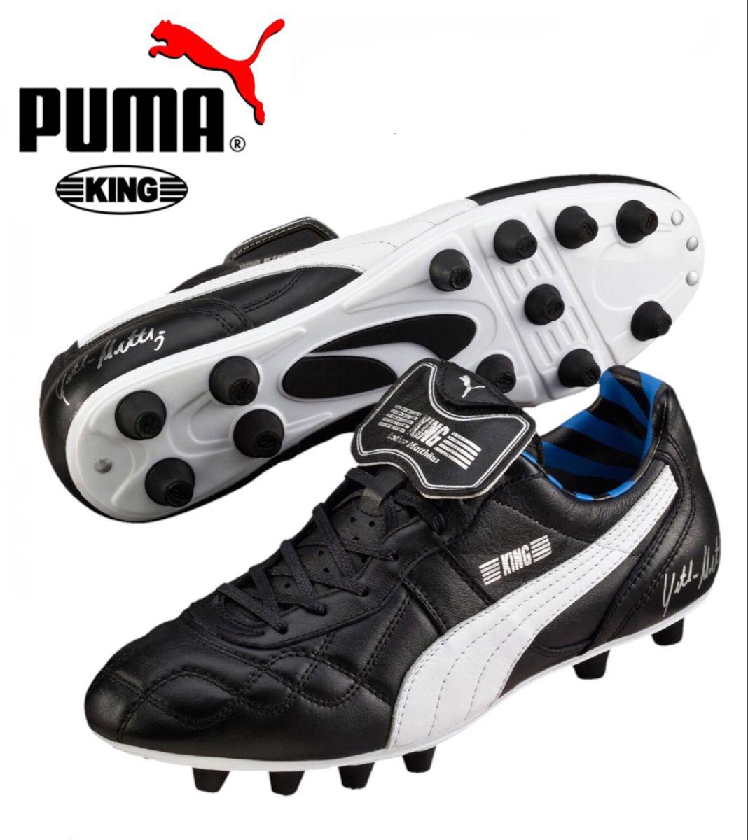 Puma King Lothar Matthaus Edition In 2021 Puma European Football Puma Sneaker