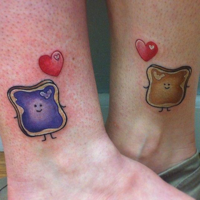 40 Beautifully Touching Motherdaughter Tattoos Tattoos