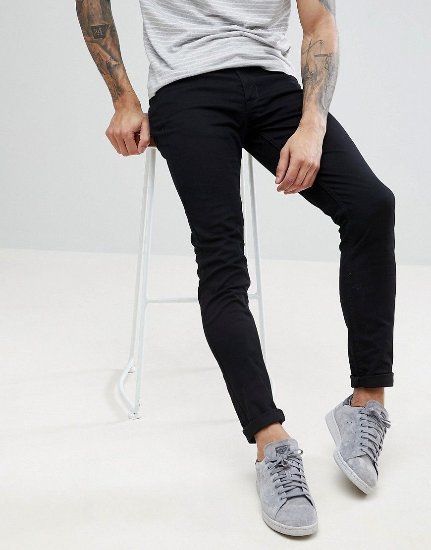 en slim de Farah corte negro Twill pantalones Drake xCqc6WYZwU