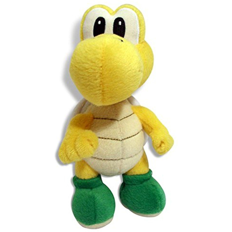 6in Super Mario Bros Koopa Troopa Plush Stuffed Doll Kids Gifts