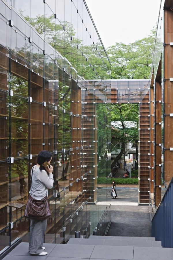 sou fujimoto s design for the new library at the musashino art